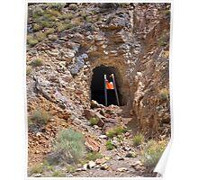 Upper Burrus Mine Adit Poster