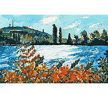 Late Summer Afternoon Photographic Print
