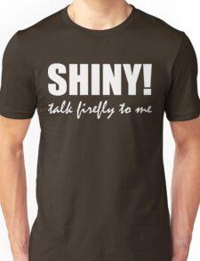 Talk Firefly To Me (Jayne) Unisex T-Shirt