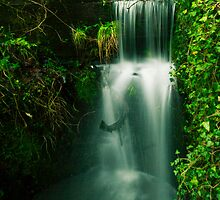 Falling Water by Ciaran Sidwell