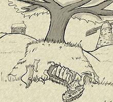 Dragonhill by Artegan