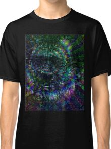 Terence McKenna Tribute Poster Classic T-Shirt