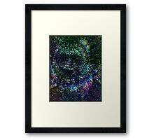 Terence McKenna Tribute Poster Framed Print