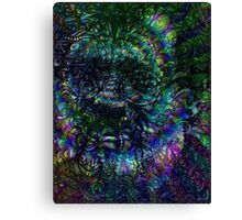 Terence McKenna Tribute Poster Canvas Print