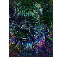 Terence McKenna Tribute Poster Photographic Print