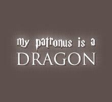 My Patronus is a Dragon Baby Tee