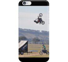 Moto-Cross,Hunter Valley Airshow,Australia 2015 iPhone Case/Skin