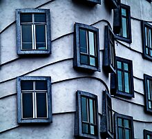 Fred's windows by Anthony Hennessy