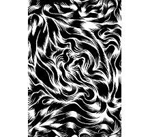 Ink swirl Photographic Print