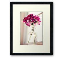 it's for you. Framed Print