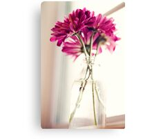 it's for you. Canvas Print