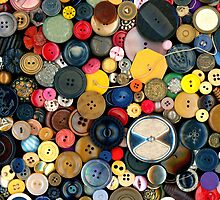 Sewing - Buttons - Bunch of Buttons by Mike  Savad