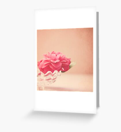it's only love. Greeting Card
