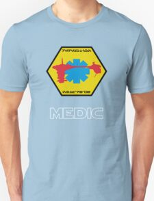 Medical Frigate Redemption - Star Wars Veteran Series T-Shirt