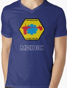 Medical Frigate Redemption - Star Wars Veteran Series Mens V-Neck T-Shirt