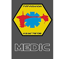 Medical Frigate Redemption - Star Wars Veteran Series Photographic Print