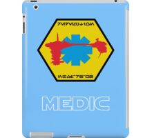 Medical Frigate Redemption - Star Wars Veteran Series iPad Case/Skin