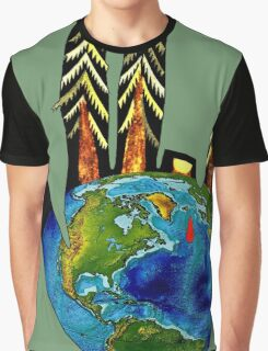Save Our Trees. Graphic T-Shirt