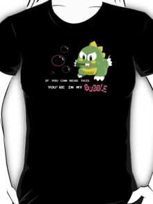 My Bubble T-Shirt