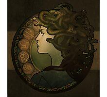 Medusa Nouveau - Print Photographic Print