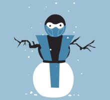 Subzero the Snowman Kids Clothes