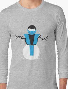 Subzero the Snowman Long Sleeve T-Shirt