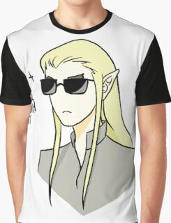 Deal with it Graphic T-Shirt