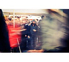 Lomography Movement Photographic Print