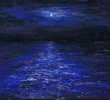 Night Crossing by Regina Valluzzi
