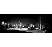 Landscape | The Changing and Unchanging City of Manchester Photographic Print