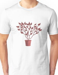 Tree Of Life - Red Unisex T-Shirt