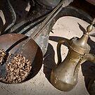 Arabic Set for Coffee by Freelancer