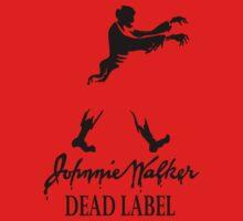 Johnnie Walker Dead by Karen  Hallion