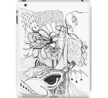 Everything is Connected- by Nadine Staaf Art iPad Case/Skin