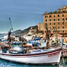 Camogli Boat by oreundici