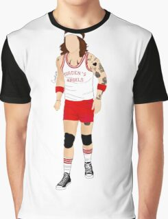 Dodgeball Harry  Graphic T-Shirt