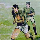 Rugby by Joyce Grubb