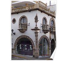 Patrician's House - Casa Del Patricio Poster
