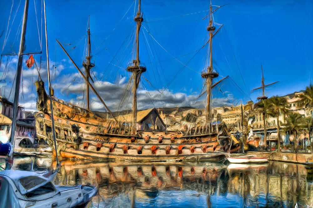 Old Port Galeone by oreundici
