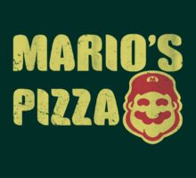 Mario's Pizza by DangeRuss