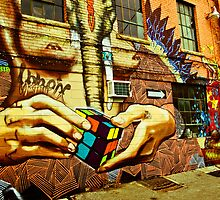 Idol Hands by Jason Dymock