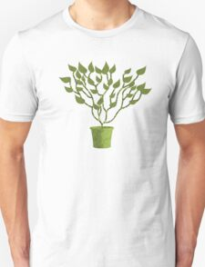 Tree Of Life - Green Unisex T-Shirt
