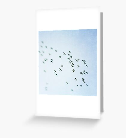 come together. Greeting Card
