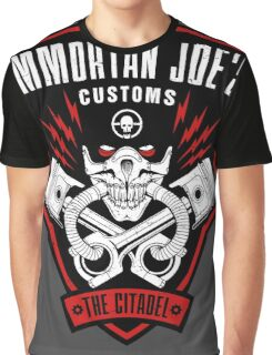 Immortan Joe's Customs Graphic T-Shirt