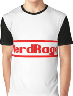 Nerd Rage Graphic T-Shirt