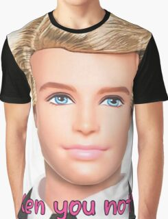 Ken Doll Graphic T-Shirt