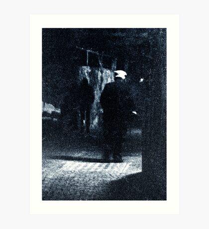1983 - clandestine Art Print