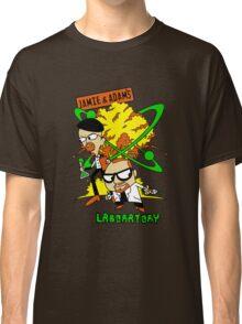 Jamie and Adam's Lab Classic T-Shirt