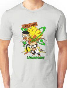 Jamie and Adam's Lab Unisex T-Shirt
