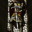 Stained Glass From Wallace Monument, Stirling, Scotland (3) by MagsWilliamson